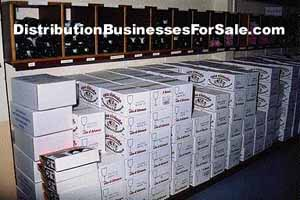 distribution businesses for sale